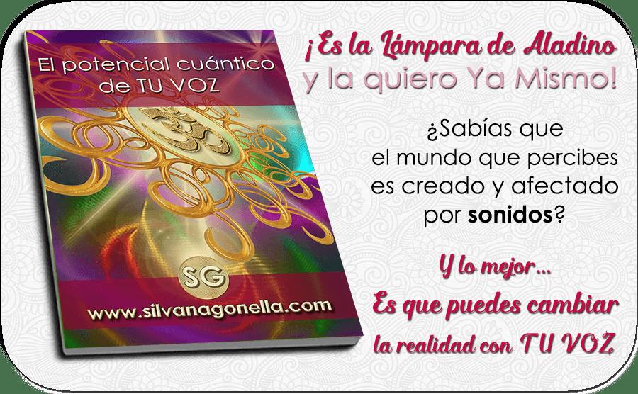 """Ebook """"El Potencial Cuántico de TU VOZ"""""""