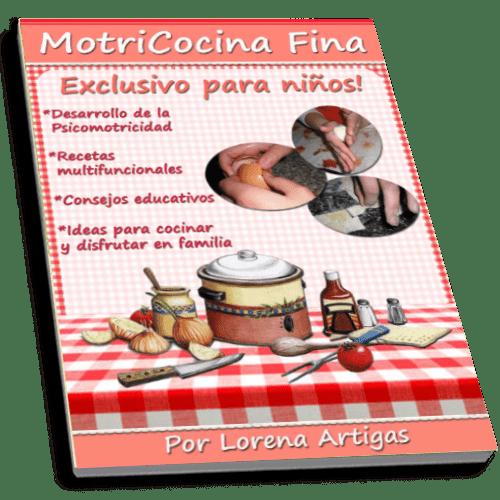 Motricocina Fina por Lorena Artigas