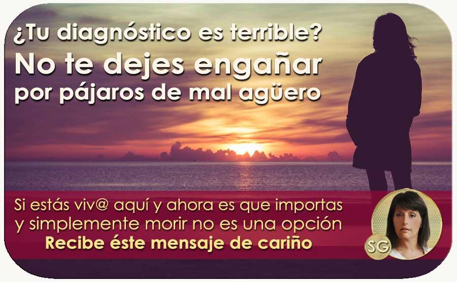 ¡Te mereces vivir! Revertir un diagnóstico terrible es posible y los milagros suceden